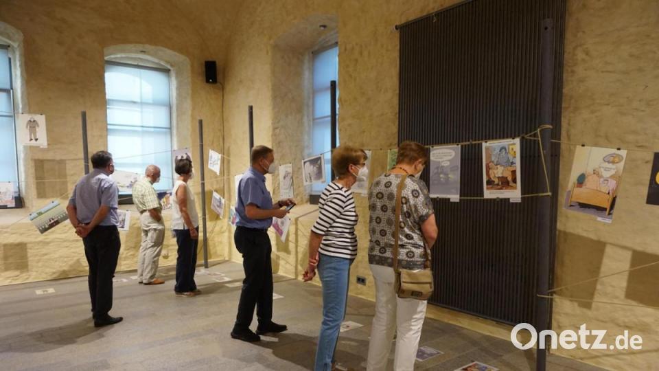 Sommerausstellung im CeBB in Schönsee: Wie sich Künstler mit Corona auseinandersetzen