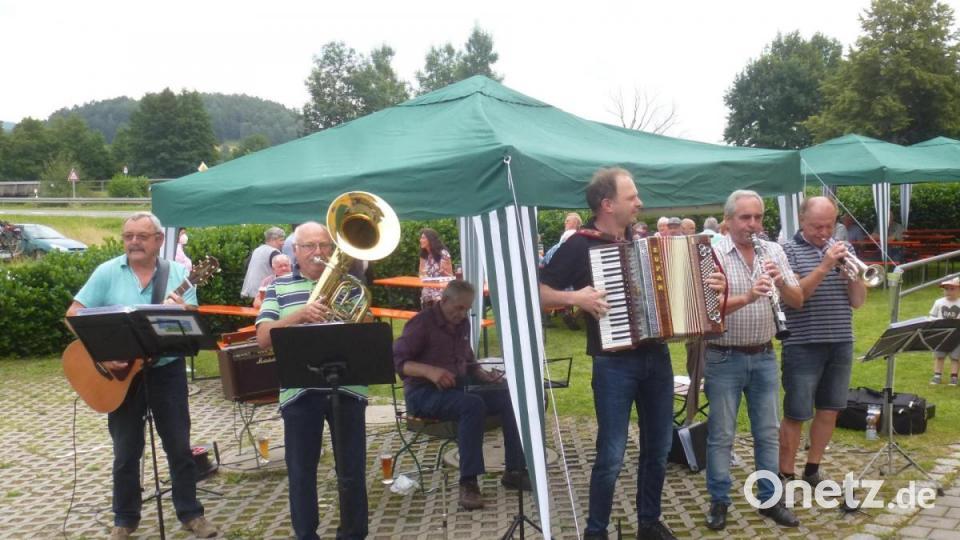 Nichts verlernt: Das Comeback der Musikanten in Uckersdorf