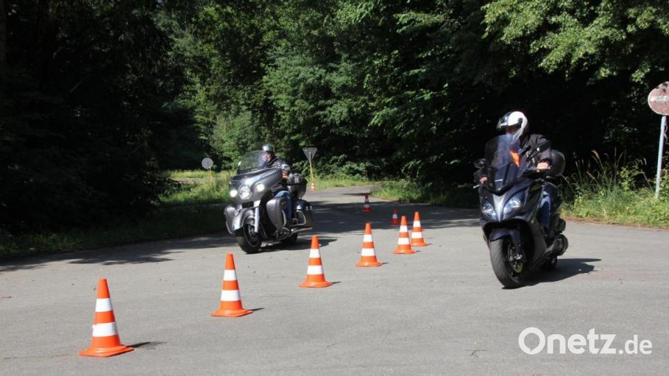 Verkehrswacht ist Sicherheit der Biker ein Anliegen
