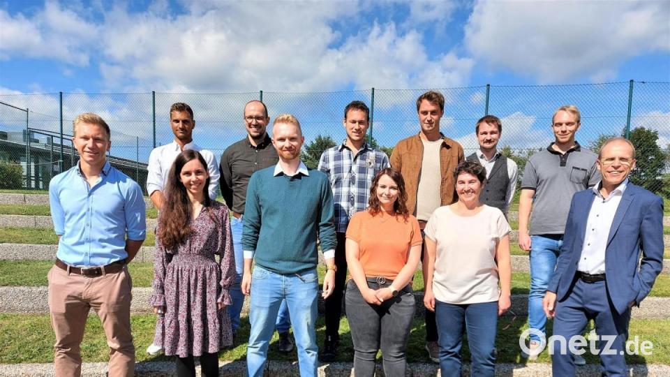 Neue Lehrkräfte am Ortenburg-Gymnasium Oberviechtach