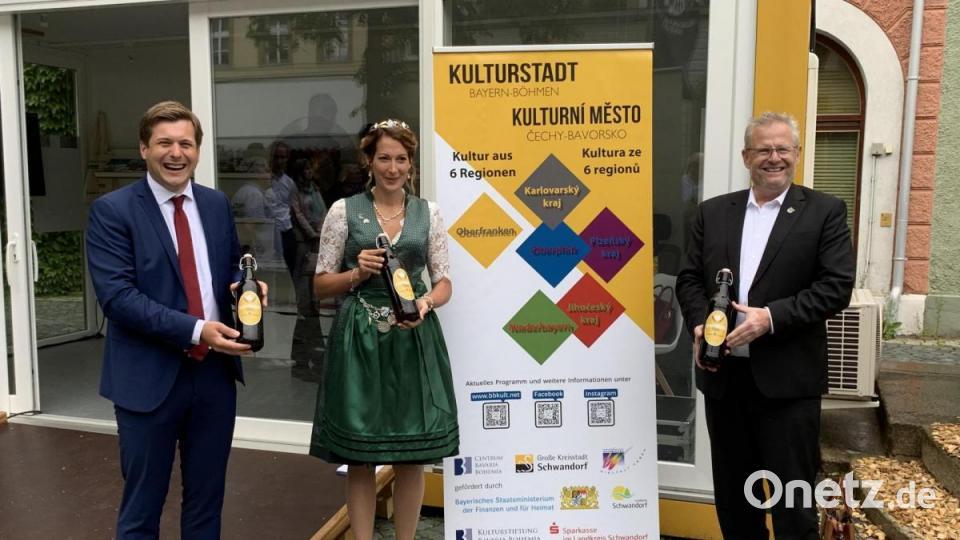 Kulturstadt wandert von Schwandorf nach Wunsiedel weiter