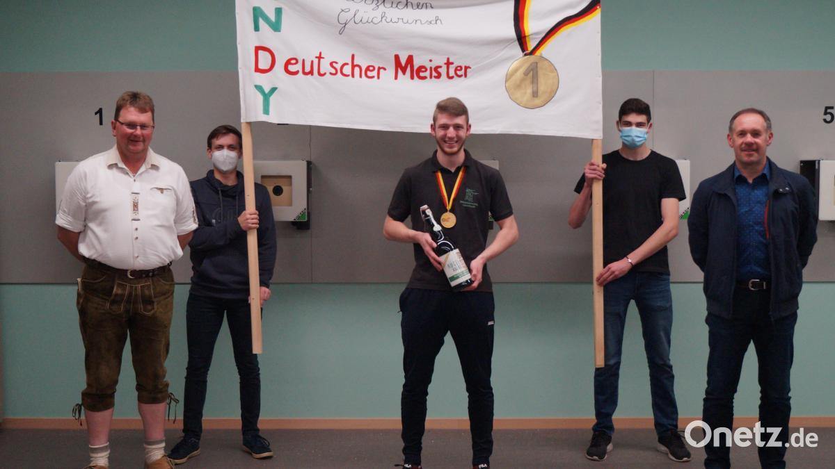 Freude in Gleiritsch: Meistertitel für Andreas Köppl