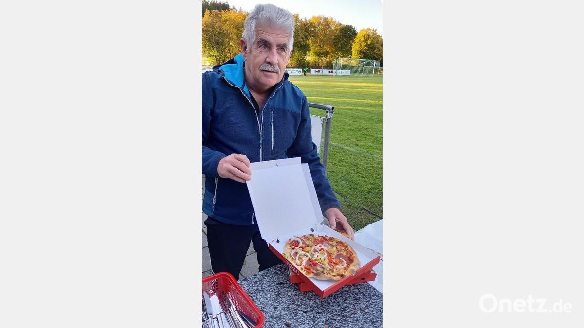 Pizza und attraktive Preise bei der Jugendkirwa des FC OVI-Teunz