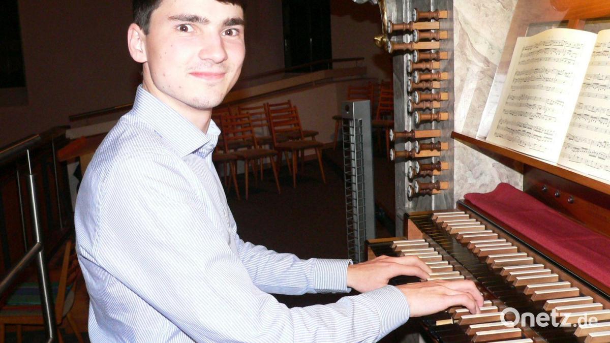 Am Tag vor Allerheiligen Orgelkonzert in Oberviechtach