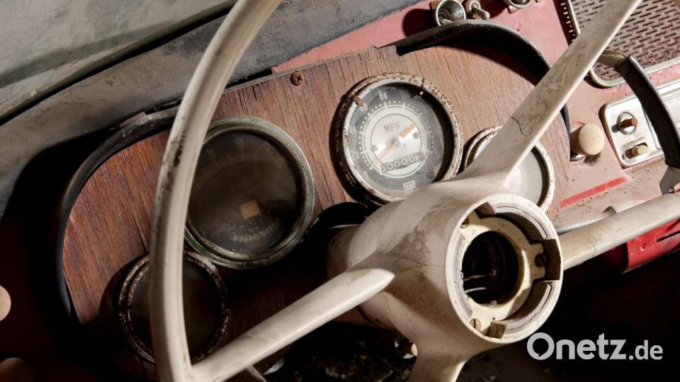 Das königliche Sportcabrio   Onetz