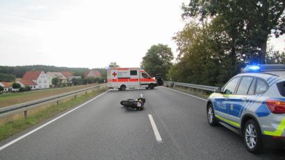 Hahnbach Unfall